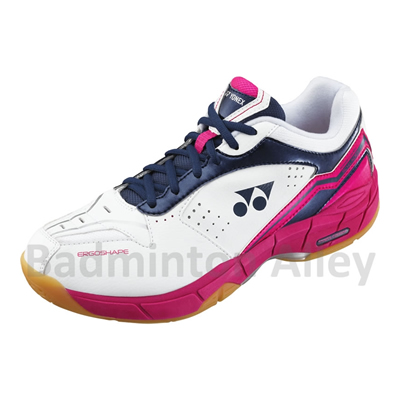 Yonex Power Cushion SHB-SC4LX Navy Pink Women Badminton Shoes
