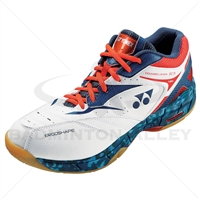 Yonex Power Cushion SHB-SC5MX Navy Orange Men Badminton Shoes