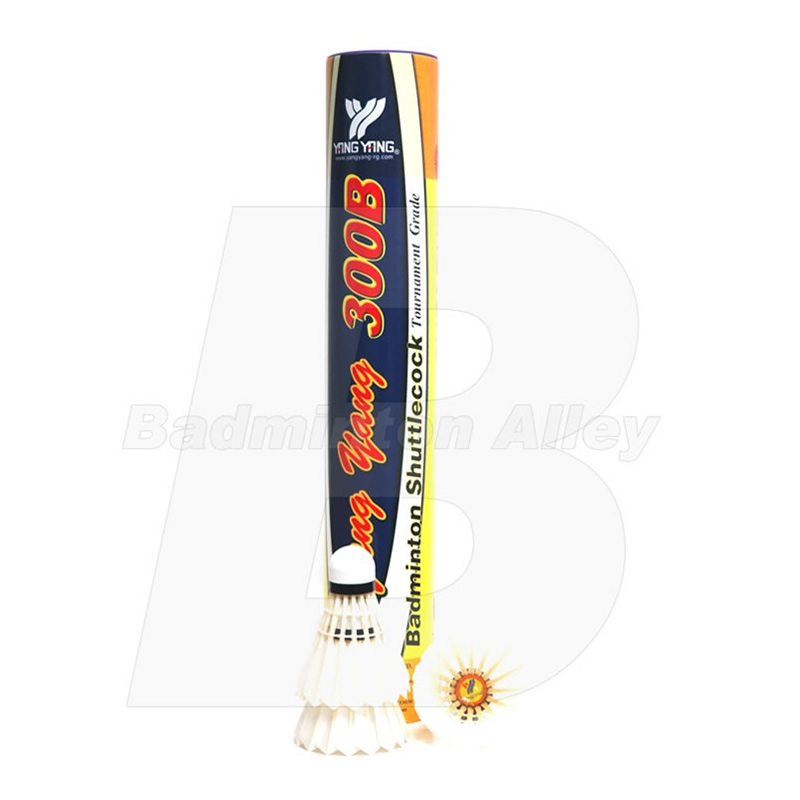 Yang Yang Professional Tournament Feather Shuttlecock