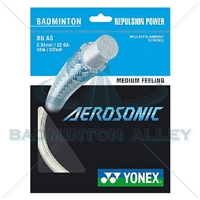 Yonex BG-AS (BGAS) Aerosonic Badminton String