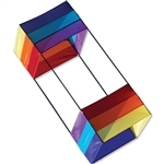 "Rainbow 36"" Box Kite by Premier Kites. Line included."