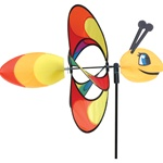 Butterfly Whirly Wing Garden Spinner with wings that spin in a gentle breeze. All hardware included.