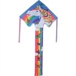 Magical Unicorn Large Easy Flyer Kite by Premier Kites. Line included.