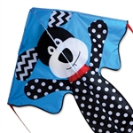 Pattern Puppy Large Easy Flyer Kite by Premier Kites. Line included.
