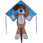 Puppy Dog Large Easy Flyer Kite by Premier Kites. Line included.