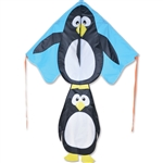 Penguins Large Easy Flyer Kite by Premier Kites. Line included.