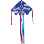 F-16 Large Easy Flyer Kite by Premier Kites. Line included.
