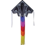 Stealth Large Easy Flyer Kite by Premier Kites. Line included.