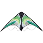 Vision Kiwi Green Sport Kite by Premier Kites. Line included.