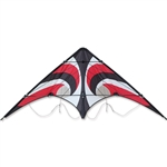 Vision Red Vortex Sport Kite by Premier Kites. Line included.