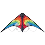 Vision Rainbow Vortex Sport Kite by Premier Kites. Line included.