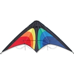 Osprey Rainbow Raptor Sport Kite by Premier Kites. Line included.