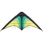 Osprey Green Raptor Sport Kite by Premier Kites. Line included.
