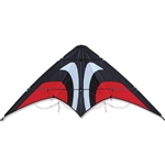 Osprey Red Raptor Sport Kite by Premier Kites. Line included.