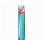 40 inch Good Vibe Tribe Windsock by Premier Kites that sways in a gentle breeze.
