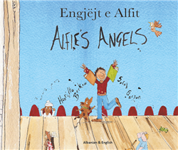 Alfie's Angels - Bilingual Book