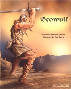 Beowulf - Bilingual Book in Albanian, Farsi, German, Italian, Turkish, Urdu, and many more languages. Folk tale for multicultural students.