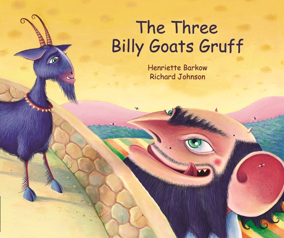 The Three Billy Goats Gruff-English Big Book - Multicultural ...