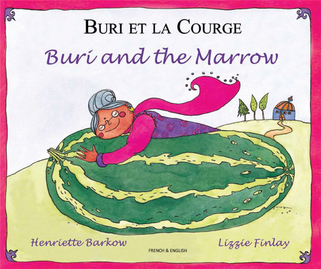 Buri and the Marrow - Bilingual Book