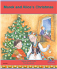Marek and Alice's Christmas - Bilingual Book