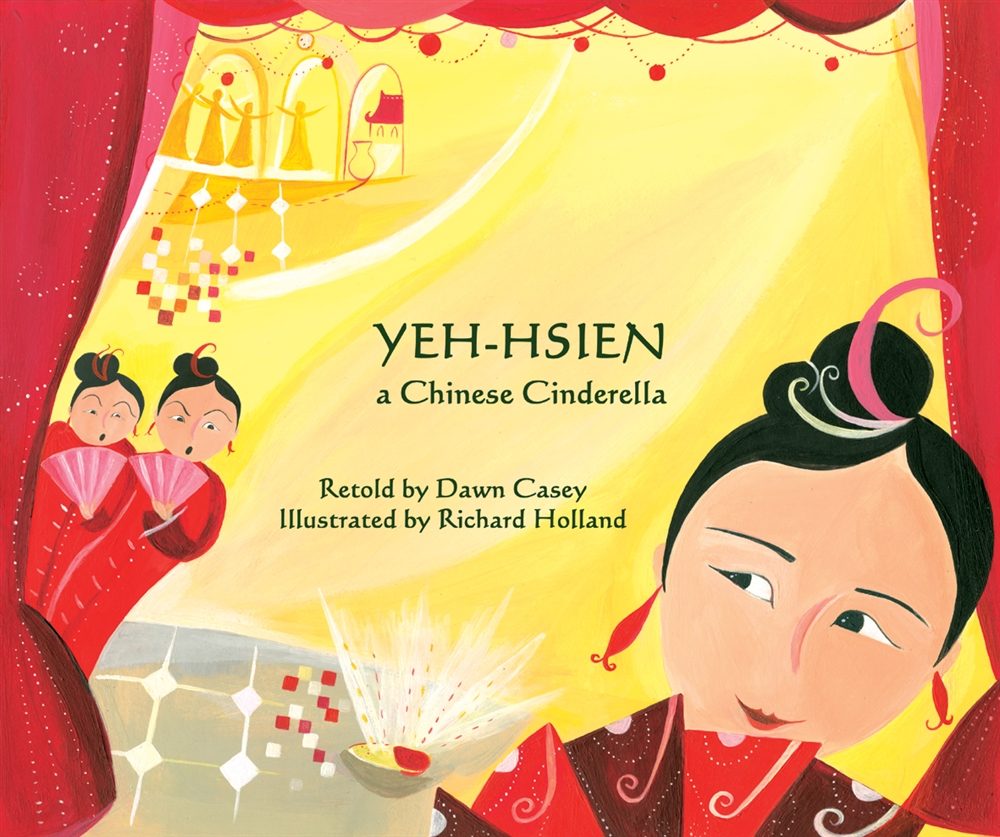 an essay on chinese cinderella