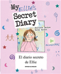 Ellie's Secret Diary (Don't bully me) - bilingual children's book about bullying supports social and emotional learning