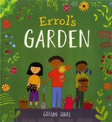Errol's Garden bilingual book