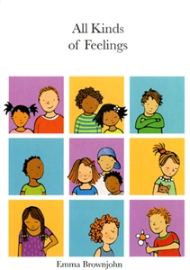 All Kinds of Feelings - Bilingual Book