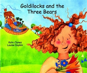 Goldilocks and The Three Bears - Bilingual Book