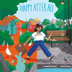 Happy After All - Bilingual Children's Book in Arabic, Bengali, Chinese, Farsi, French, Haitian Creole, Portuguese, Russian, Spanish and many other languages. Inspiring story for diverse classrooms promotes empathy.