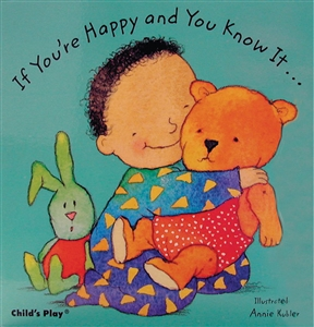 If You're Happy and You Know It - Bilingual Board Book available in Arabic, Chinese Simplified, Lithuanian, Spanish, Vietnamese, and many more languages. Multicultural book for preschoolers