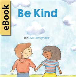 Be Kind - diverse children's eBook with multicultural characters and settings