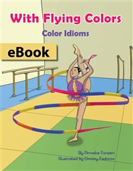A Multicultural eBook of English Color Idioms with Idiom Definitions and Examples