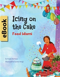 A Multicultural eBook of English Food Idioms with Idiom Definitions and Examples