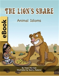A Multicultural eBook of English Animal Idioms with Idiom Definitions and Examples