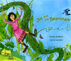 Big Books in English match bilingual children's stories