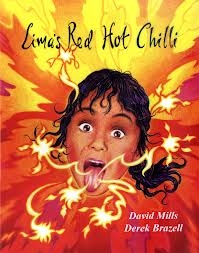 Lima's Red Hot Chilli-English Big Book - Bilingual Book