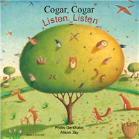 Listen, Listen - Bilingual children's book in Spanish, Arabic, Chinese (Cantonese and Mandarin), Polish, Somali, Turkish, Vietnamese and many other languages. Inspiring story for bilingual classrooms.