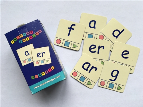 Talking Phonics Magnets