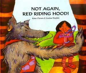 Not Again, Red Riding Hood! - Bilingual Book