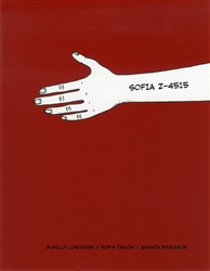 Sofia Z-4515 Graphic Novel. A story about Roma people during the Holocaust