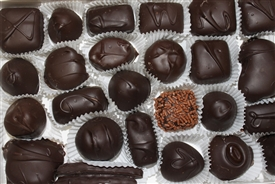 Box of Chocolates - Create Your Own - 1/2lb. Box