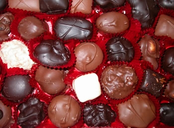 "Box of Assorted Chocolate ""Sampler"""