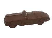 Solid Chocolate 50s Corvette
