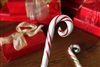 Set of two Candy Canes