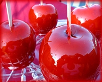 Classic Candy Apple Red Apple