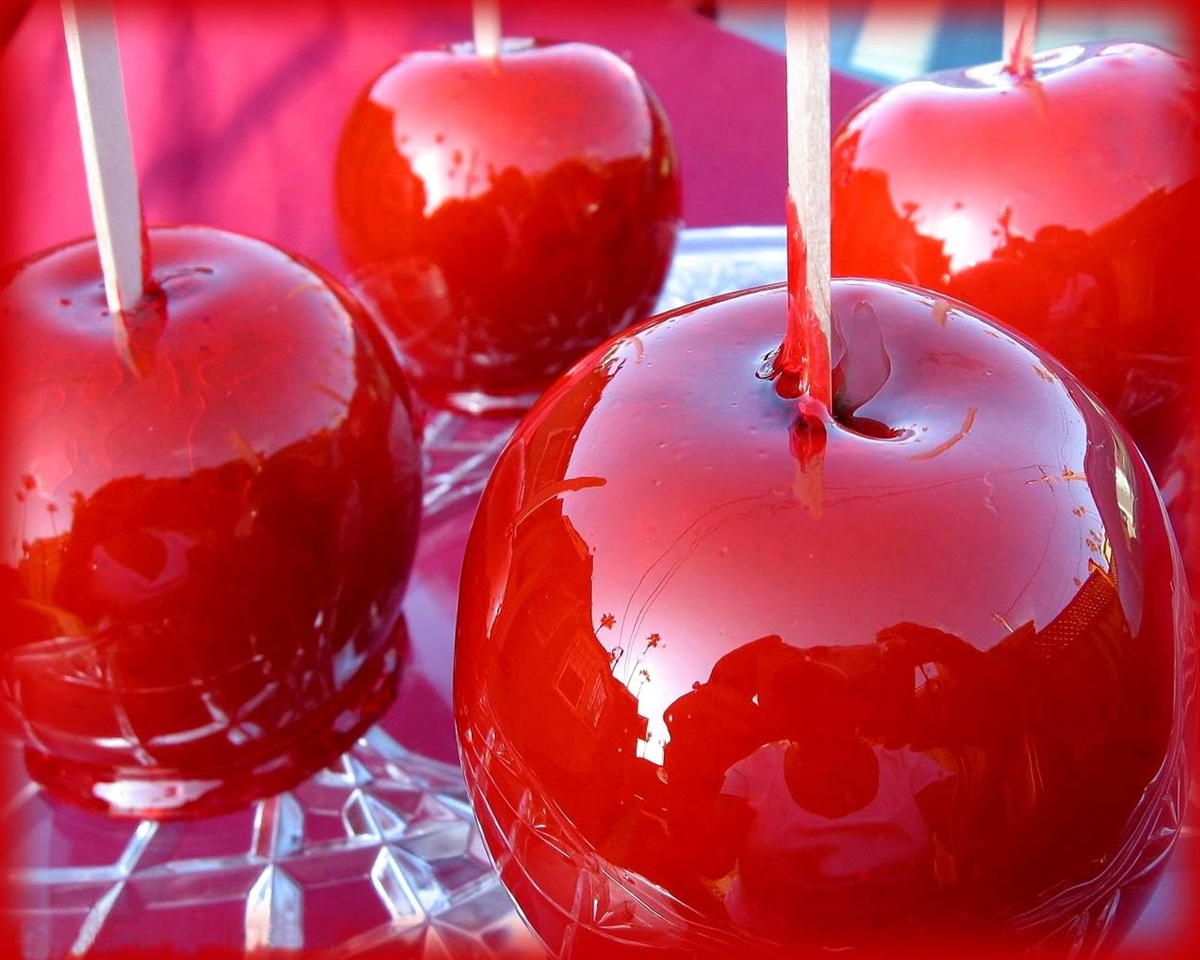 a06b216304f Classic Candy Apple Red Apple