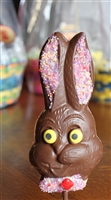 Easter Bunny Head Pop