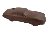 Solid Chocolate Jaguar