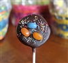 Chocolate-Dipped OREO Easter Pop